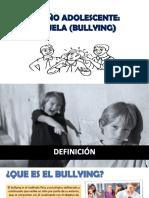 El Bullyng en el colegio