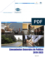 Lineamientos Generales Politica 2019-2023 Final