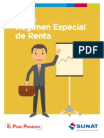 RegimenEspecial Renta