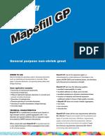 Non-shrink grout mix.pdf