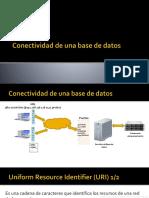 Conectividad de Base de Datos Partes Componen V2