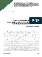 LORANDI EL TUCUMÁN COLONIAL Y EL SERVICIO PERSONAL..pdf