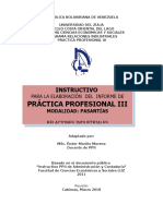 Instructivo Ppiii Pasantías Rrii 2018