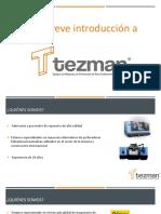 Presentacion  Tezman