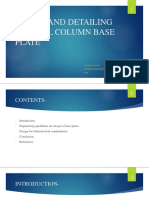 PPT on base plate