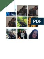 Registro de Datos Personales de Estudiantes Del Cuarto Grado Eorm Caserío La Felicadad