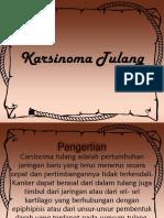 Karsinoma Tulang