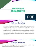 Presentación3 - ENFOQUE HUMANISTA