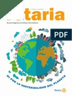 Revista Rotaria Março/Abril