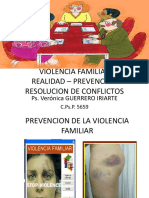 Exposicion Violencia Familiar