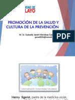 Prevencion de La Salud-r