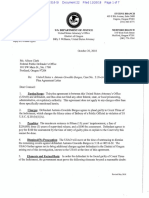 Burgos Plea Agreement