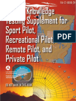 Airman Knowledge Testing Supplement for Sport Pilot, Rereational Pilot, and Private Pilot-2018.pdf