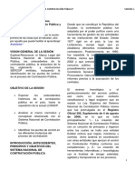 FASE DE PREPARACIÓN EN EL PROCESO DE CONTRATACIÓN PÚBLICA
