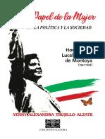 Yenny Alexandra Trujillo - Homenaje a Lucelly García de Montoya