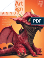 The 3D Art & Design - Annual Volume 2, 2016