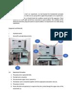 Experiment Setup & Procedure