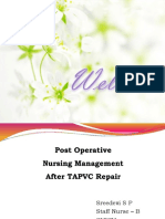 Post operative management after TAPVC repair.ppt