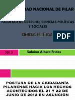 Juicio politico Lugo