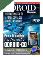 Odroid N60 - Diciembre 2018