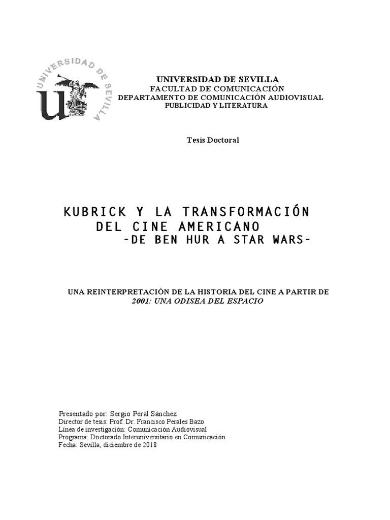 2 Rusas Recibiendo Porno Pelis Gore sergio peral - kubrick y la transformación del cine