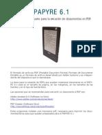 Papyre Guia Creacion Documentos PDF