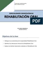 6 Clase Rehabilitación Oral
