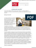 Ed. 23 - Mai-Jun-2009 - Reparos de Estruturas de Concreto