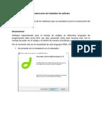 Construcción de Instalador de Software (1)