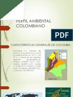 Presentacion Perfil Ambiental Colombiano