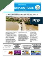 Informativo Aurora Notícias - Segunda edição / Maio, 2019.