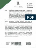 Circular Secretaria General 058 de 2015.pdf
