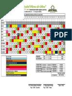 Calendarización 2019 - IFO