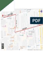 Plano de Calles