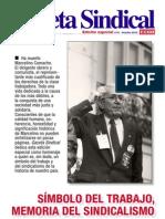 Gaceta Sindical Marcelino Camacho
