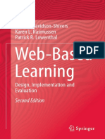 Gayle V. Davidson-Shivers, Karen L. Rasmussen, Patrick R. Lowenthal-Web-Based Learning_ Design, Implementation and Evaluation-Springer International Publishing (2018).pdf