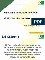 Piso Salarial Acs Ace2 Conasems1