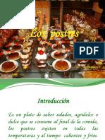 Postres-ppt