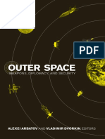 Outer Space: Weapons, Diplomacy, and Security