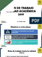 Plan de calidad académica - by Cindie Lagos