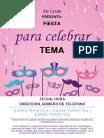 Celebracion-Folleto