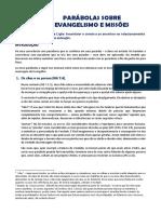 Lição 06 - PARÁBOLAS SOBRE EVANGELISMO E MISSÕES.docx