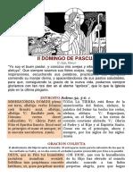 II Domingo de Pascua. PDF