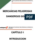 Dangerous Goods Pasajeros
