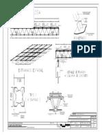 Estructura de techo detalles constructivos