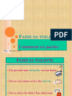 some random french point grammar
