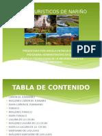 SITIOS TURISTICOS DE NARIÑO.pptx