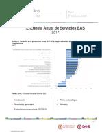 Boletin Encuesta Anual de Servicios