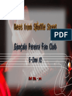 Gonçalo Pereira Fan Club - Webzine 2