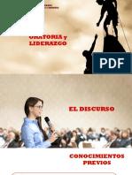 El Discurso - Taller de Oratoria y Liderazgo